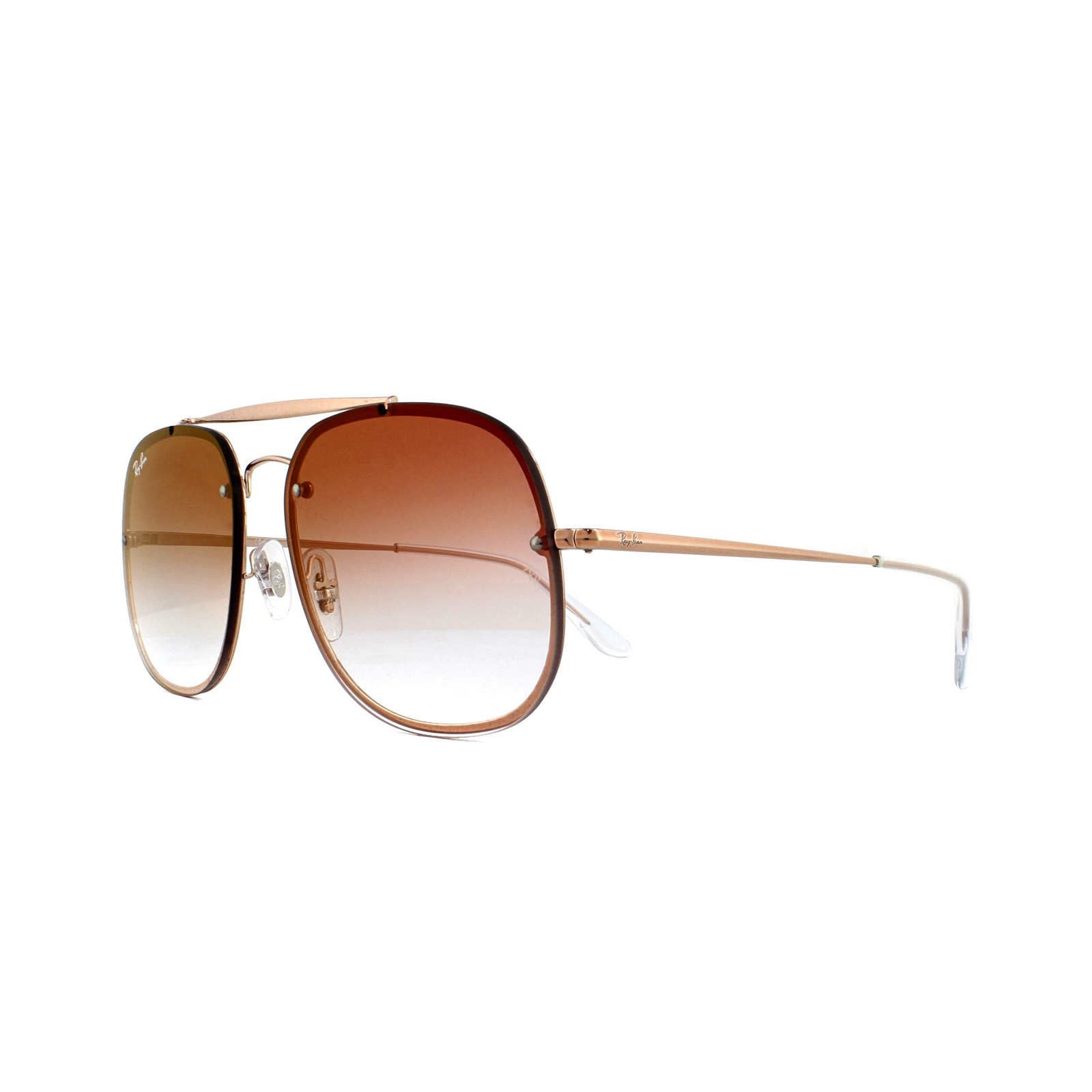 976fbb4e55 Sentinel Ray-Ban Sunglasses Blaze The General RB3583N 9035V0 Copper Clear  Gradient Red Mi