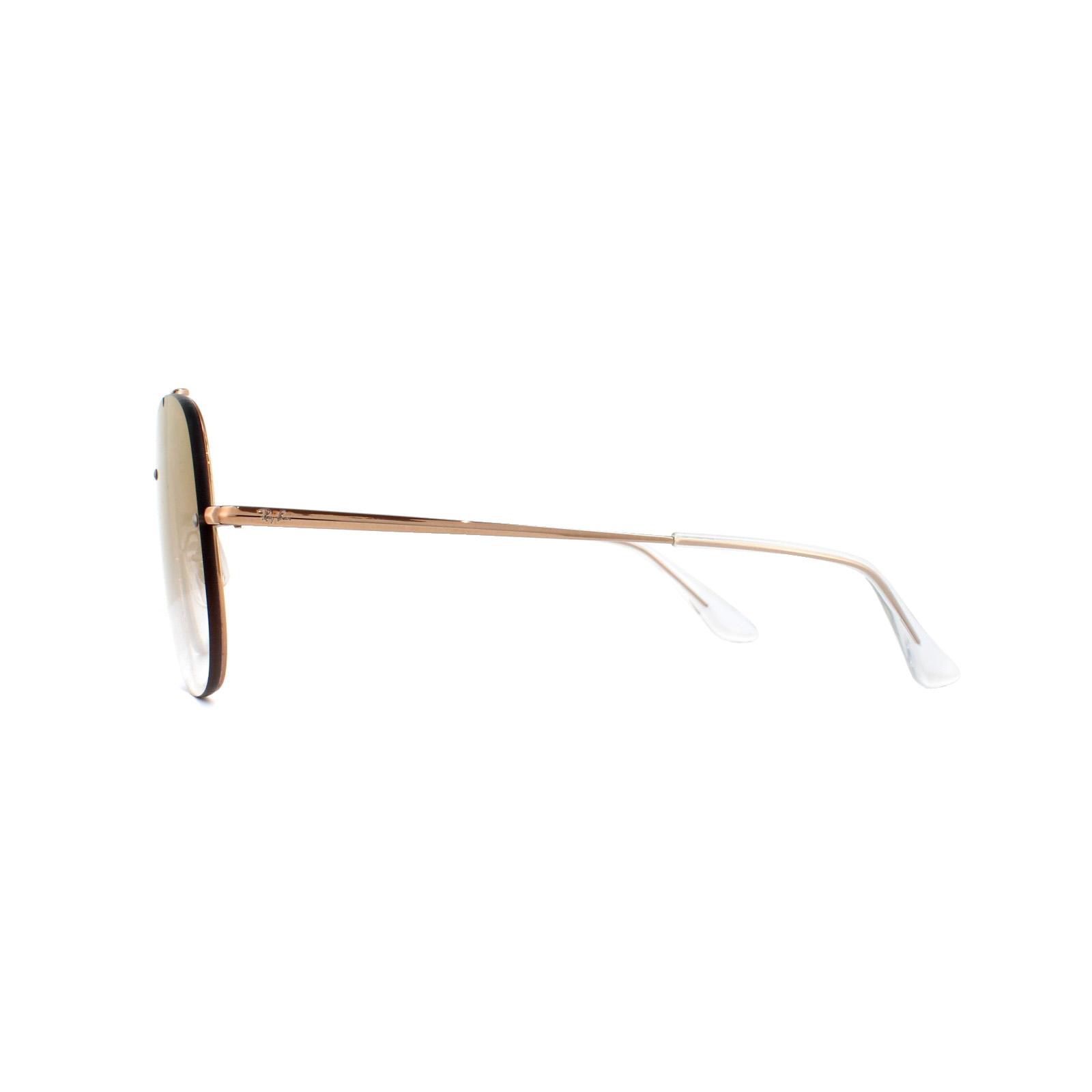976fbb4e55 Sentinel Ray-Ban Sunglasses Blaze The General RB3583N 9035V0 Copper Clear  Gradient Red Mi