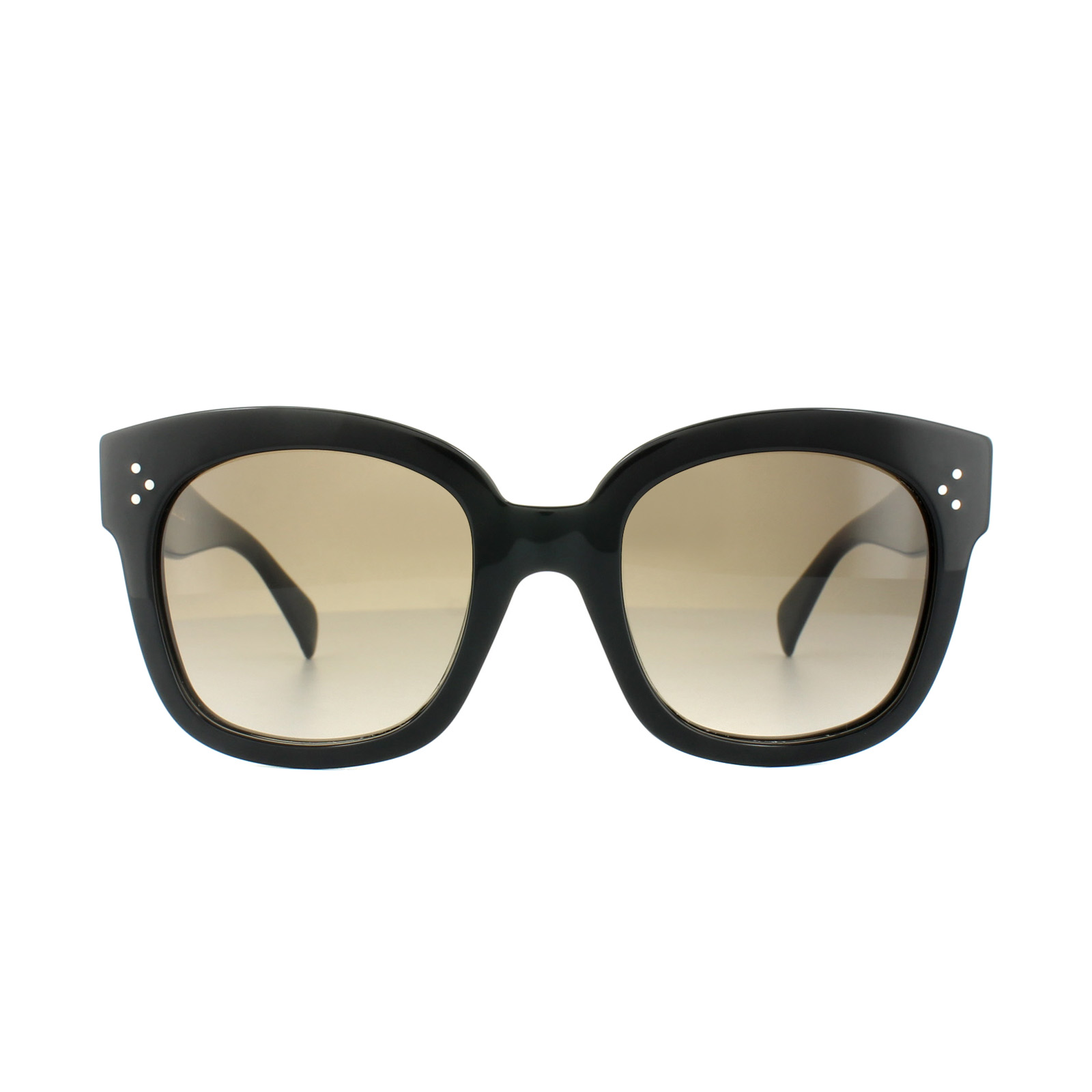 706291f991d Sentinel Celine Sunglasses 41805 S New Audrey 807 HA Black Brown Gradient.  Sentinel Thumbnail 3
