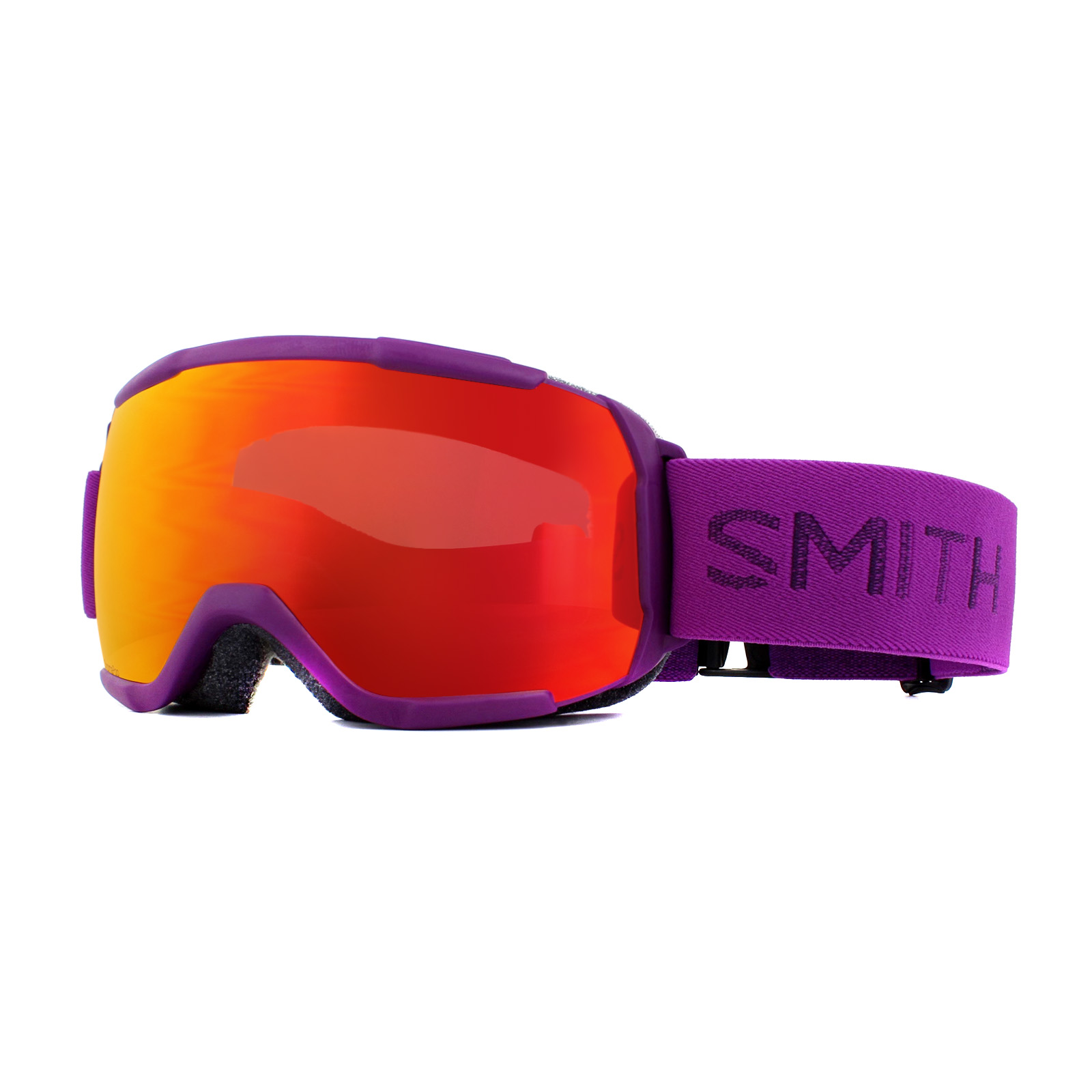 e593f9848737 Sentinel Smith Ski Goggles Showcase OTG M006702ZV996K Monarch ChromaPop ED  Violet Mirror