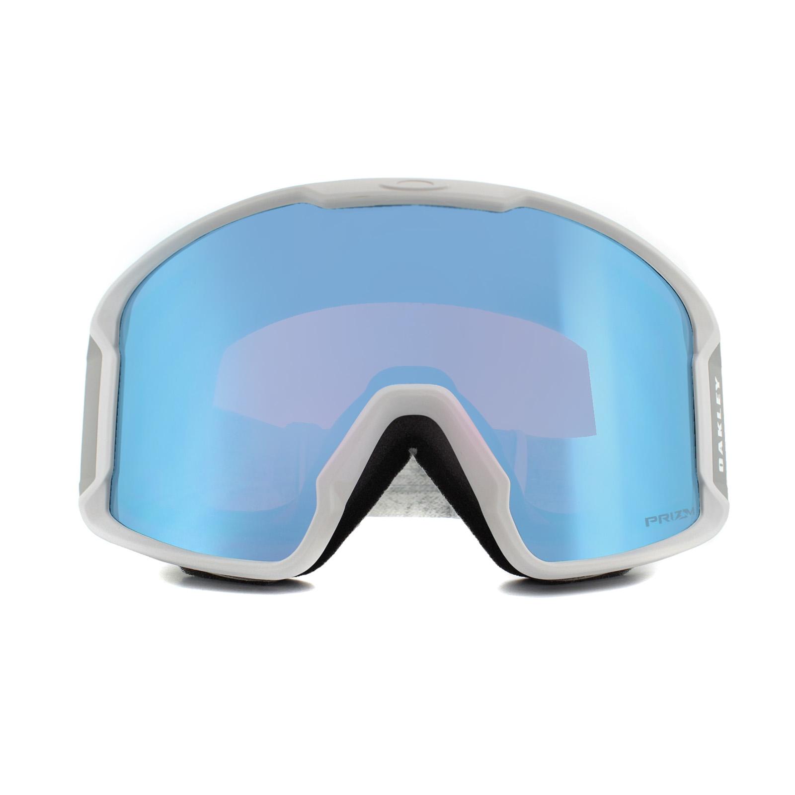 5c71f4d1ff Sentinel Oakley Ski Goggles Line Miner XM OO7093-16 Camo Vine Snow Prizm  Sapphire Iridium