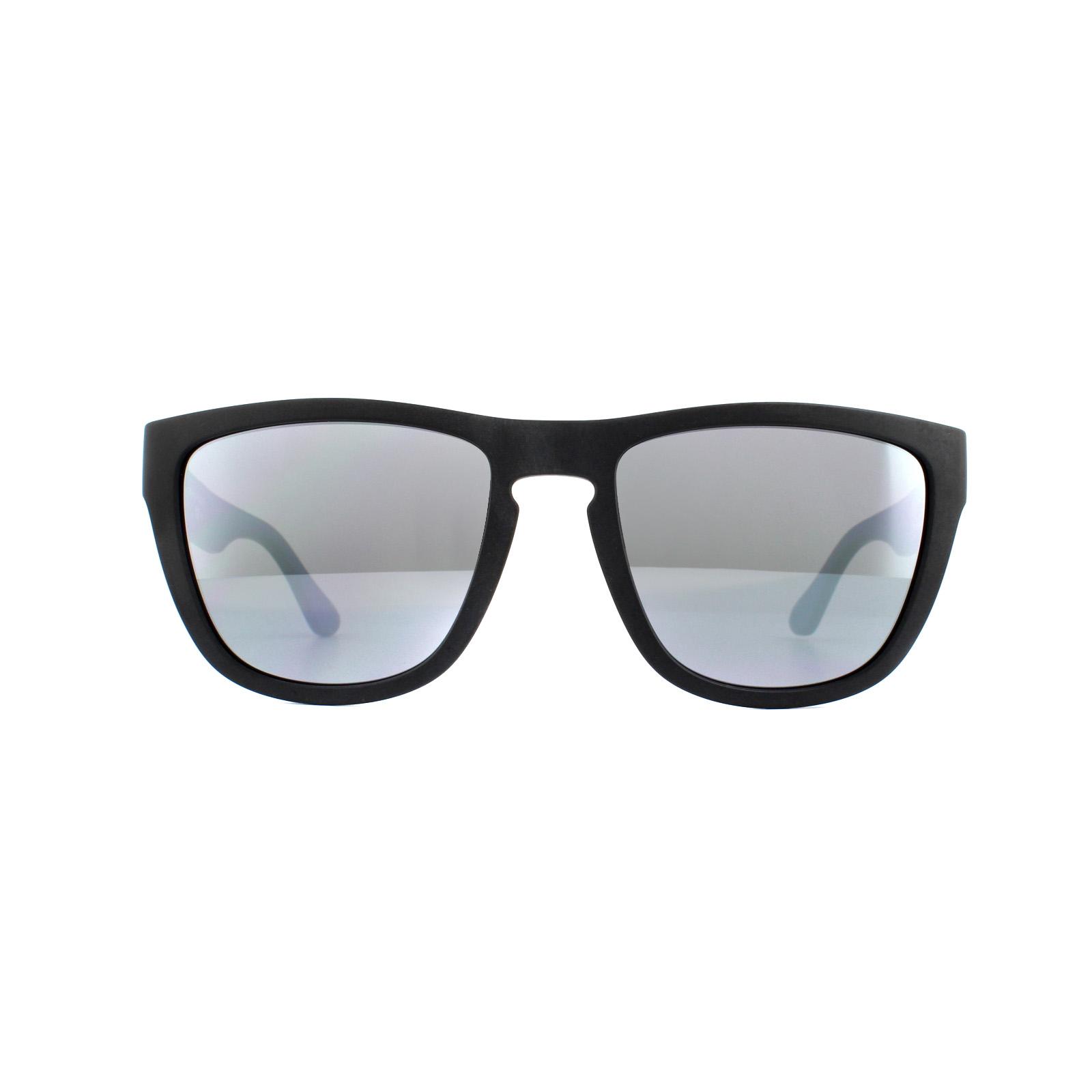 f96ef64c Sentinel Tommy Hilfiger Sunglasses TH 1557/S 003 T4 Matte Black Black Grey  Mirror