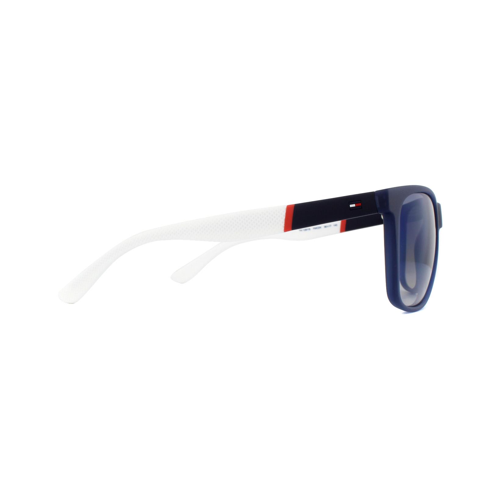 342d86573e Sentinel Tommy Hilfiger Sunglasses TH 1281 S FMC DK Blue Red White Blue Sky  Flash