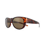Polaroid Suncovers PLD 9008/S Fitover Sunglasses