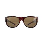 Polaroid Suncovers PLD 9008/S Fitover Sunglasses Thumbnail 2