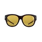 Polaroid Suncovers PLD 9009/S Fitover Sunglasses Thumbnail 2