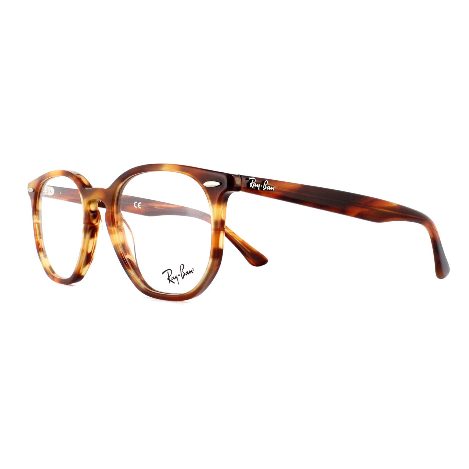 5b063019bf Cheap Ray-Ban 7151 Hexagonal Glasses Frames - Discounted Sunglasses