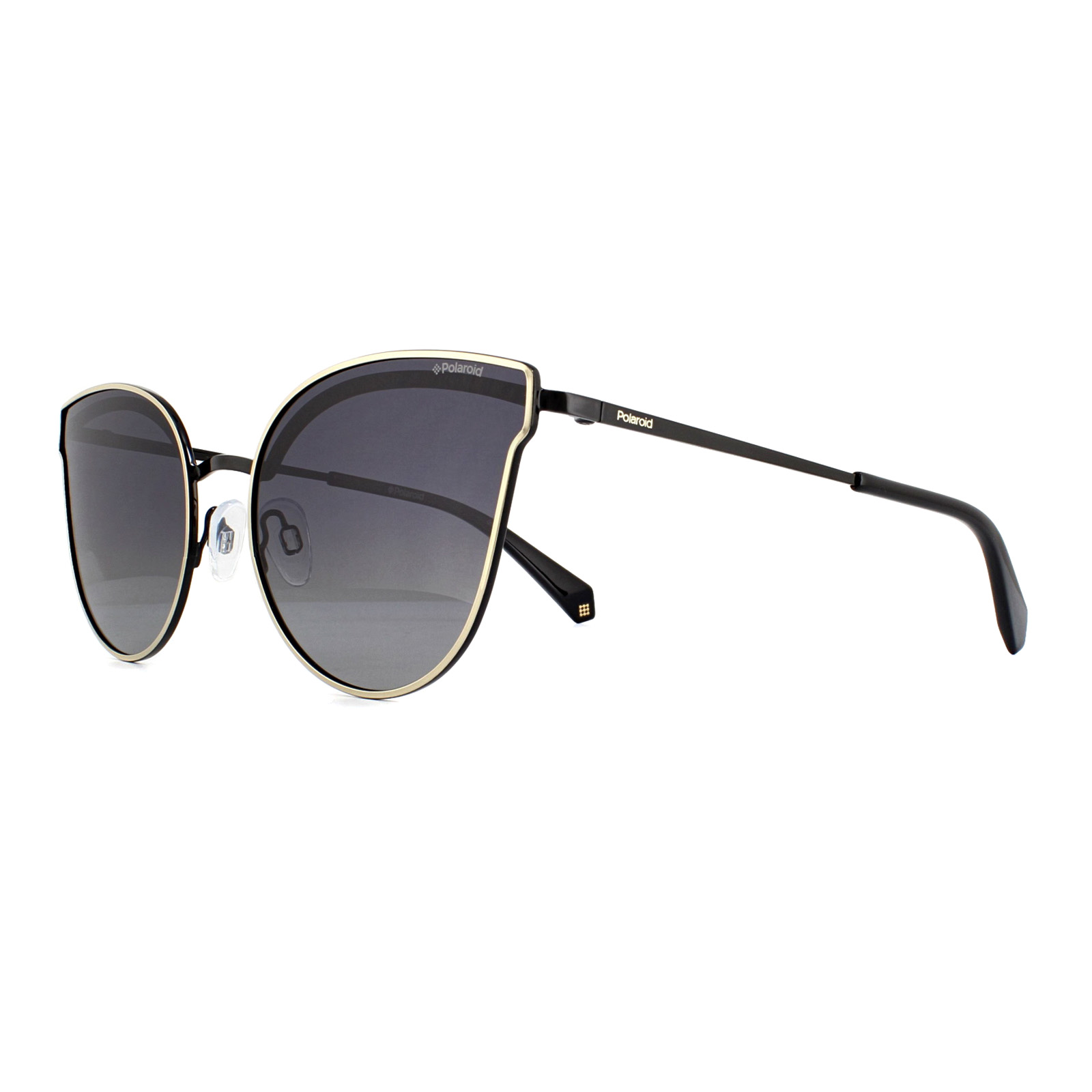 f69038508e Sentinel Polaroid Sunglasses PLD 4056 S J5G WJ Gold Grey Polarized