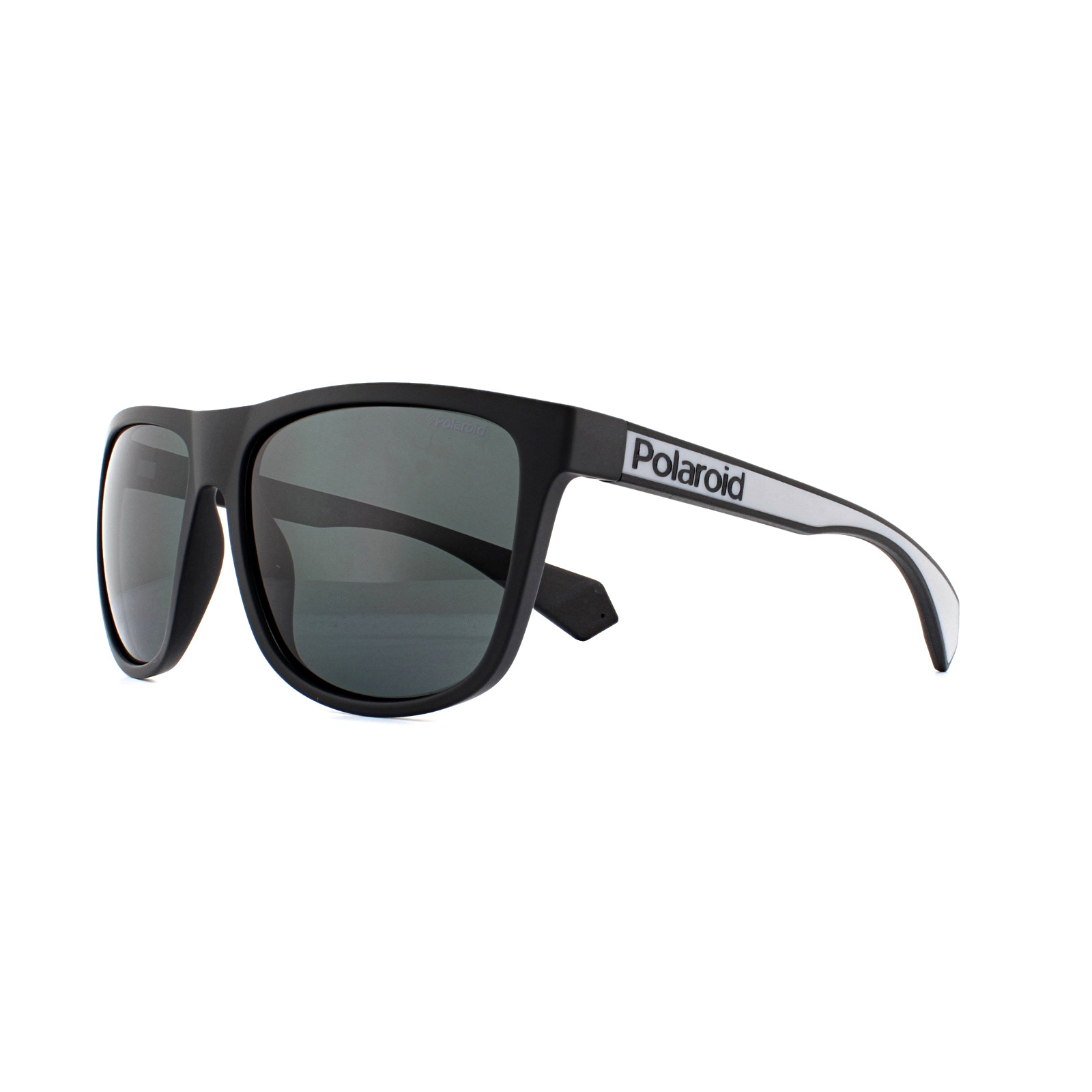 4173731c8fa00 Sentinel Polaroid Sunglasses PLD 6062 S 003 M9 Black Grey Grey Polarized
