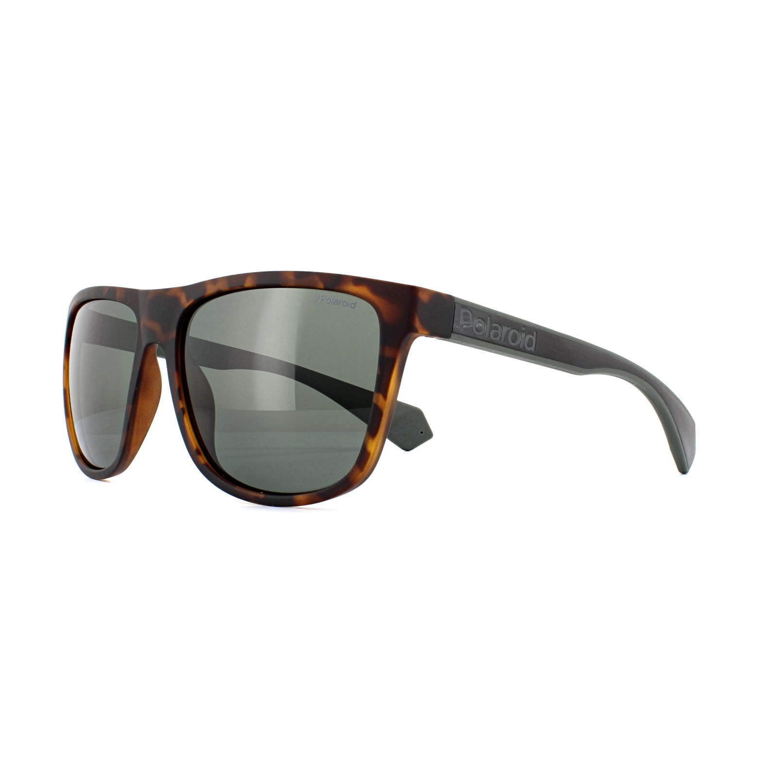 c01671cbacb Sentinel Polaroid Sunglasses PLD 6062 S PHW UC Havana Green Polarized