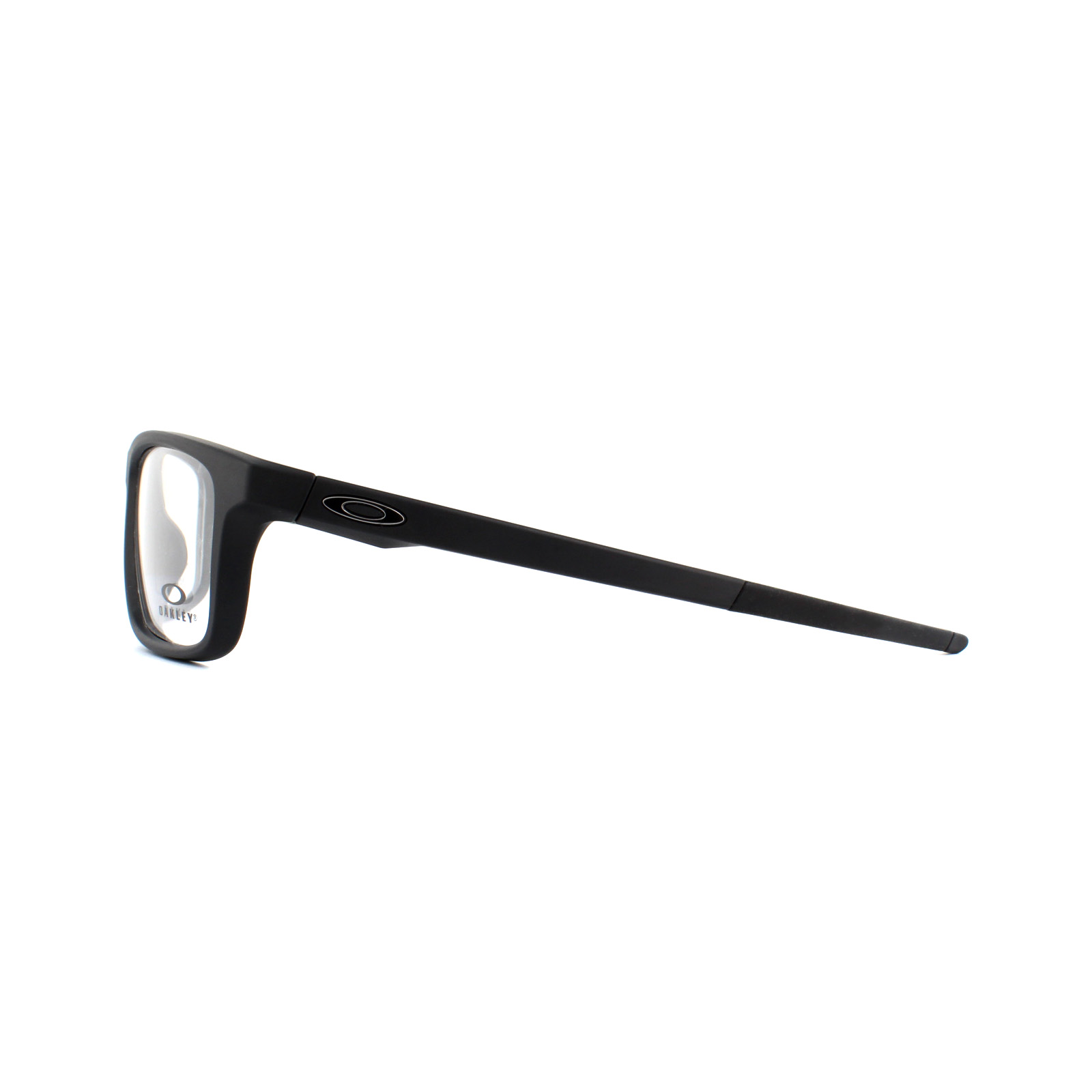 8d49e355b13 Oakley Glasses Frames Pommel OX8127-01 Satin Black 55mm 888392287687 ...
