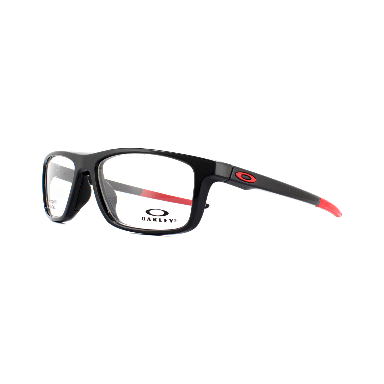 f2ffef98d9 Sentinel Oakley Glasses Frames Pommel OX8127-04 Polished Black 55mm