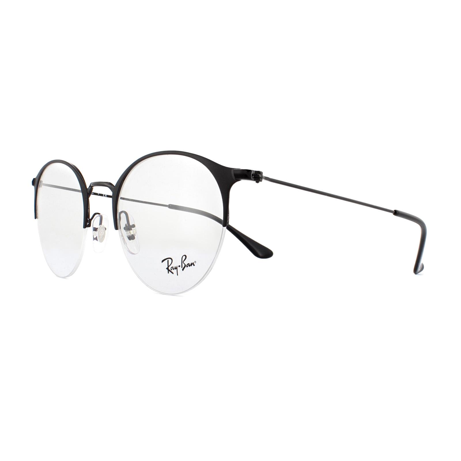 776f51ee17d Ray-Ban Glasses Frames 3578V 2904 Matte Black 50mm 8053672784992