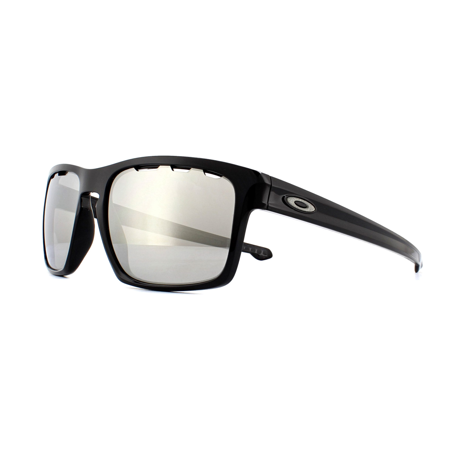 d7092bb4ff Sentinel Oakley Sunglasses Sliver OO9262-42 Polished Black Chrome Iridium