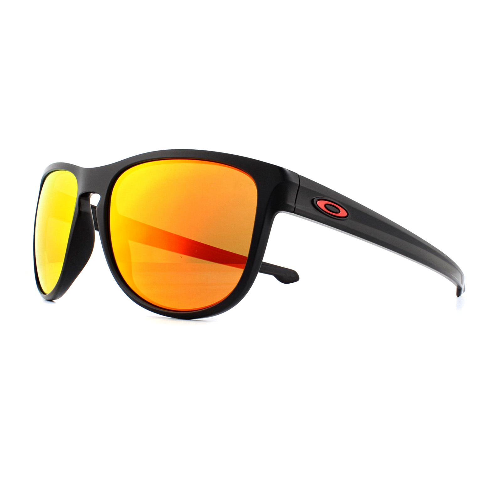 0eb0c5076b Oakley Sunglasses Sliver R OO9342-15 Black Prizm Ruby 888392269683 ...