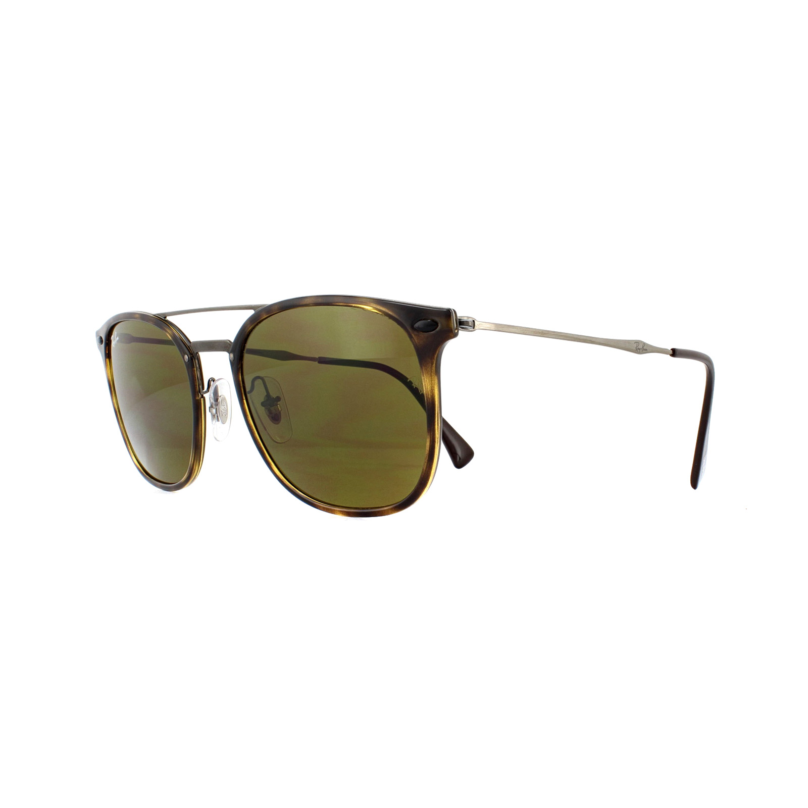 3c25647cab Ray-Ban Sunglasses RB4286 710 73 Havana Dark Brown 8053672770551