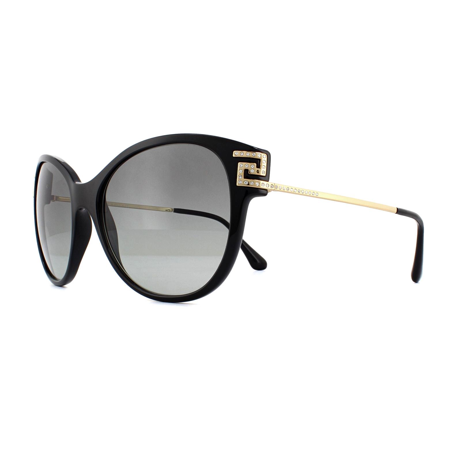 d7476ef8172 Sentinel Versace Sunglasses VE4316B GB1 11 Black Grey Gradient