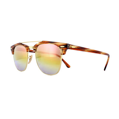 Ray-Ban Clubmaster Double Bridge RB3816 Sunglasses
