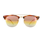 Ray-Ban Clubmaster Double Bridge RB3816 Sunglasses Thumbnail 2