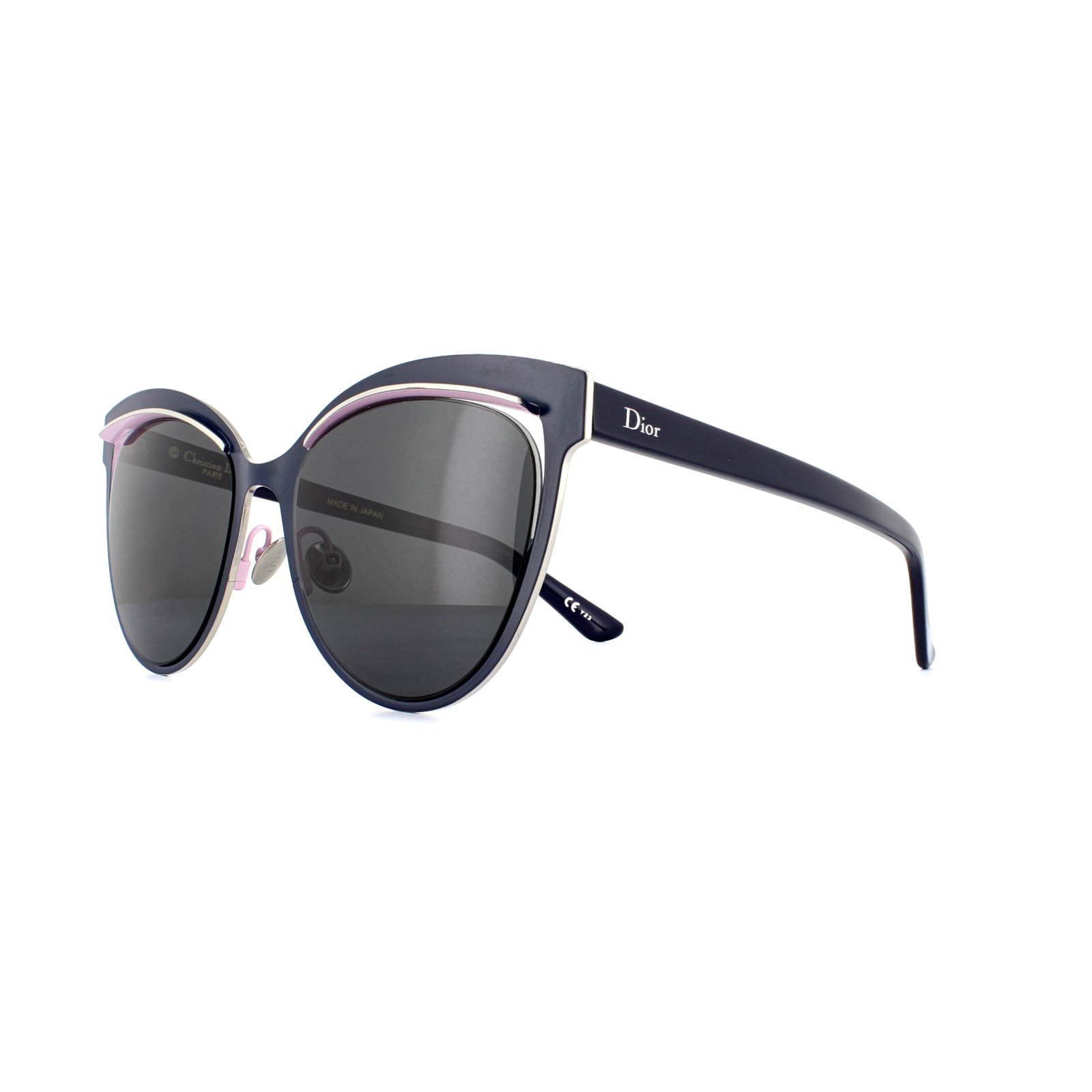 216a194ca4e1 Sentinel Dior Sunglasses Dior Inspired JB3 Y1 Navy Blue Pink Grey Gradient