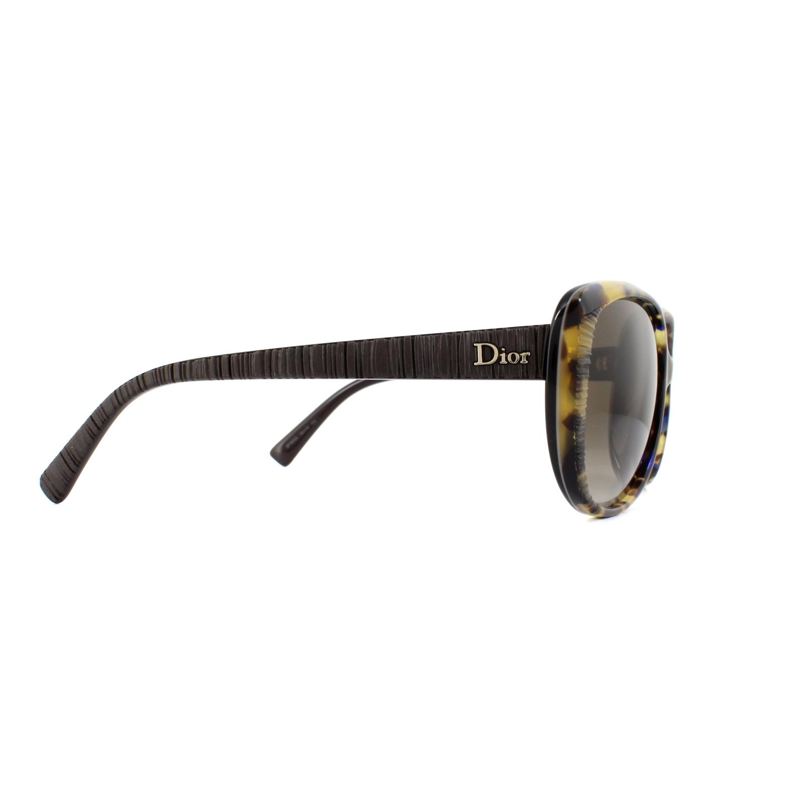 60468b76610d Dior Sunglasses Dior TaffetaSK 2FW HA Brown Havana Brown Gradient