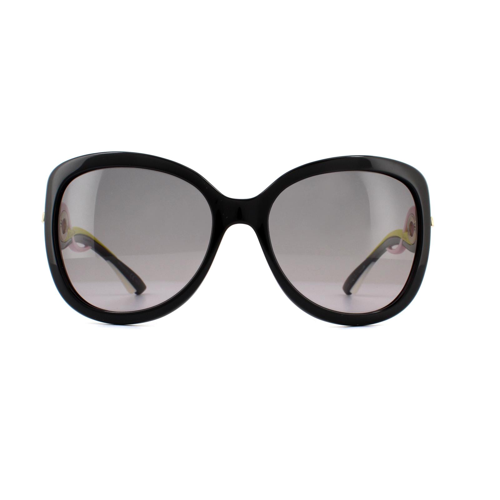 e07cc1687813 Sentinel Dior Sunglasses Dior Twisting JXG EU Black Pink Yellow Grey  Gradient