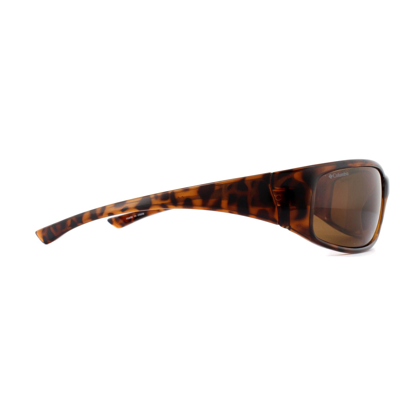 0125533359 Sentinel Thumbnail 3. Sentinel Columbia Sunglasses Auburn C620 Demi Tortoise  Brown. Sentinel Thumbnail 4