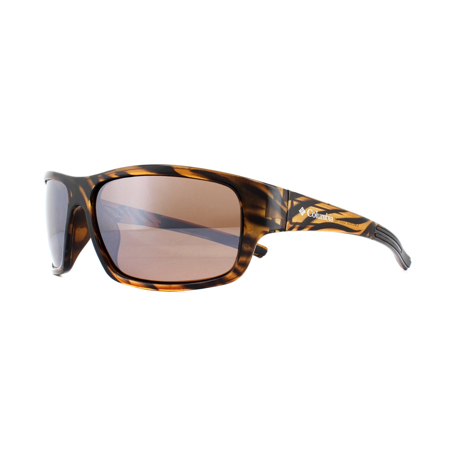 0da67c6727 Sentinel Columbia Sunglasses 502 03 Stripe Tortoise Brown Polarized
