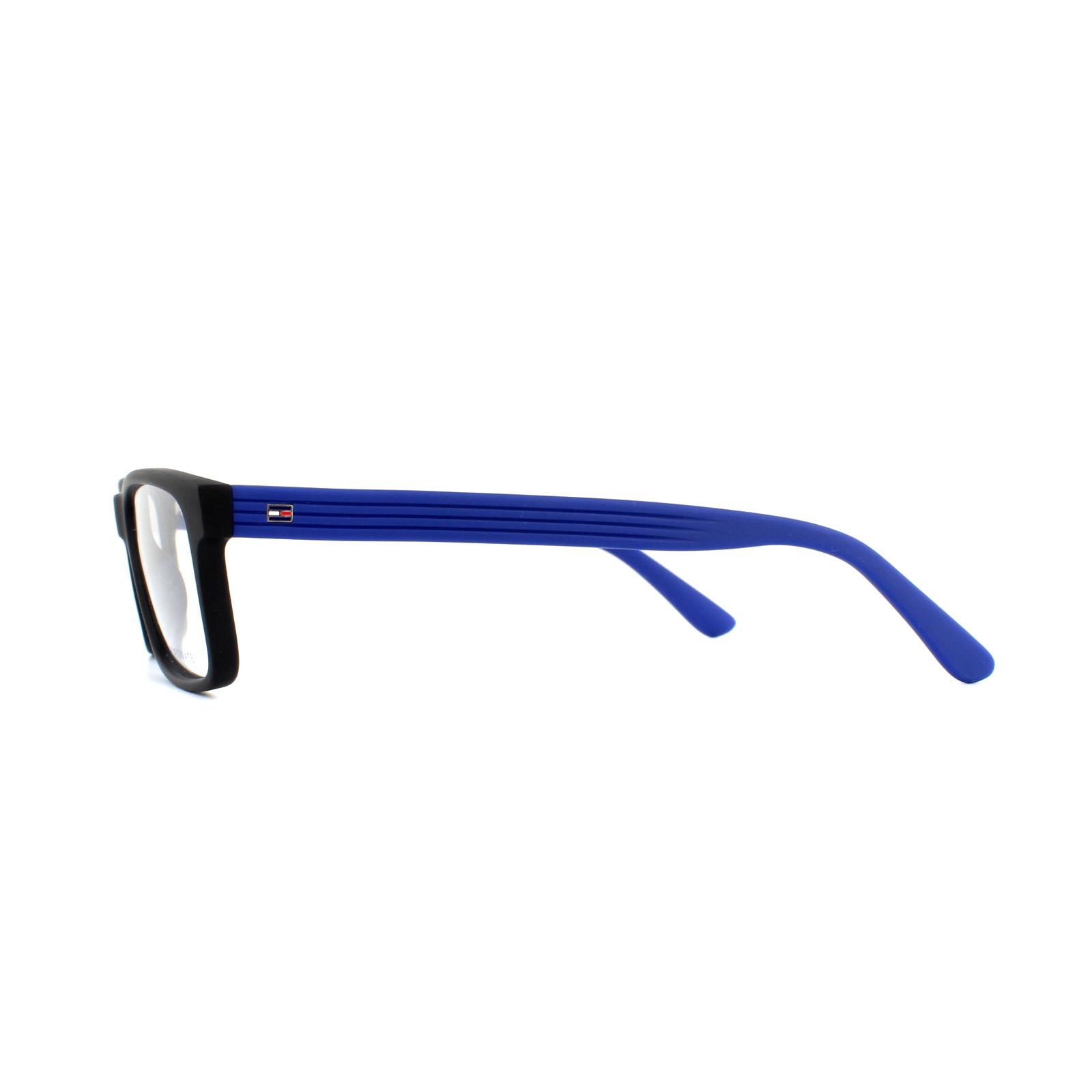 ea398705bb3 Tommy Hilfiger Glasses Frames TH 1278 FB1 Black 53mm 762753590480
