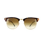 Ray-Ban Clubmaster Metal RB3716 Sunglasses Thumbnail 2