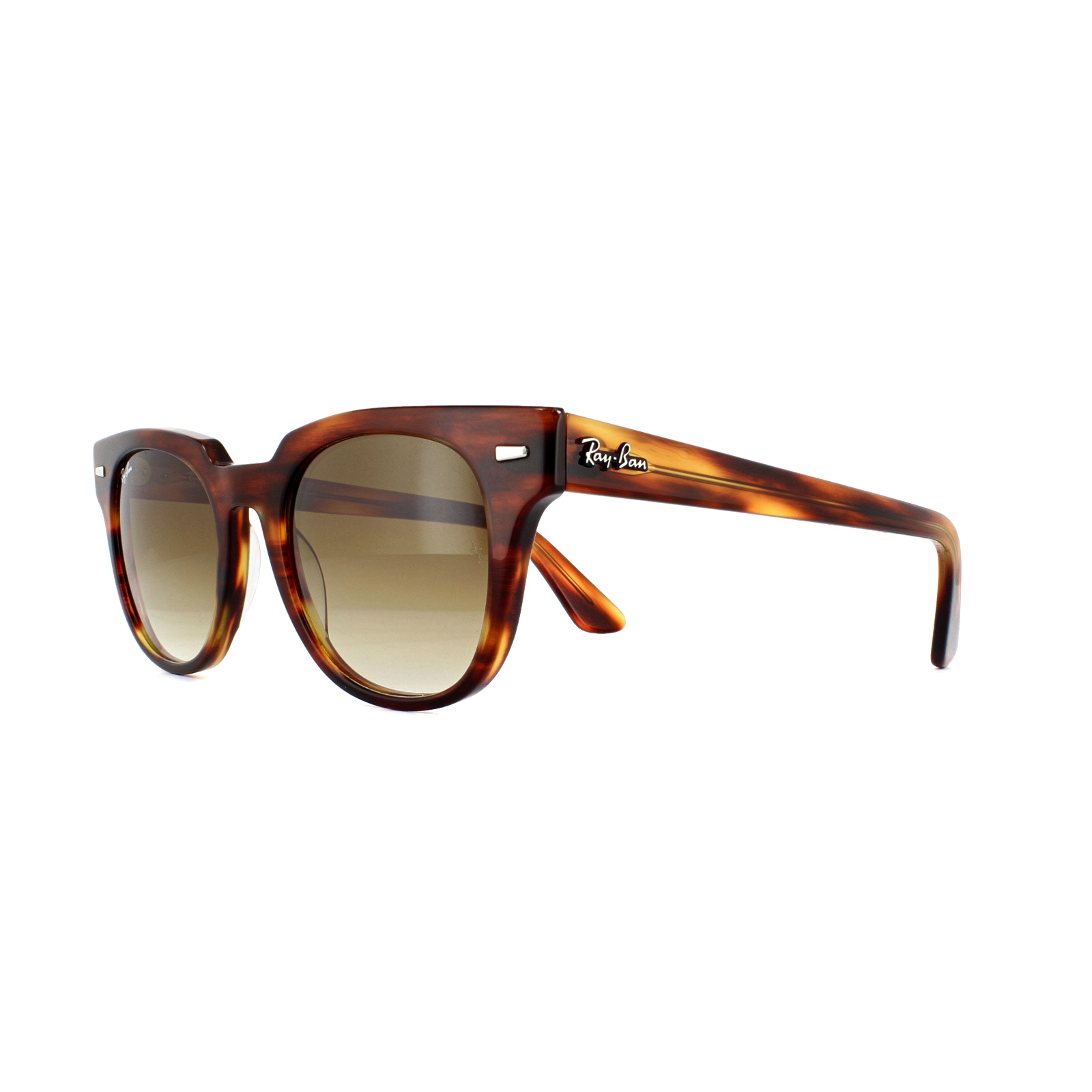 b74ee39647b Ray-Ban Sunglasses RB2168 954 51 Tortoiseshell Brown 8053672994681 ...