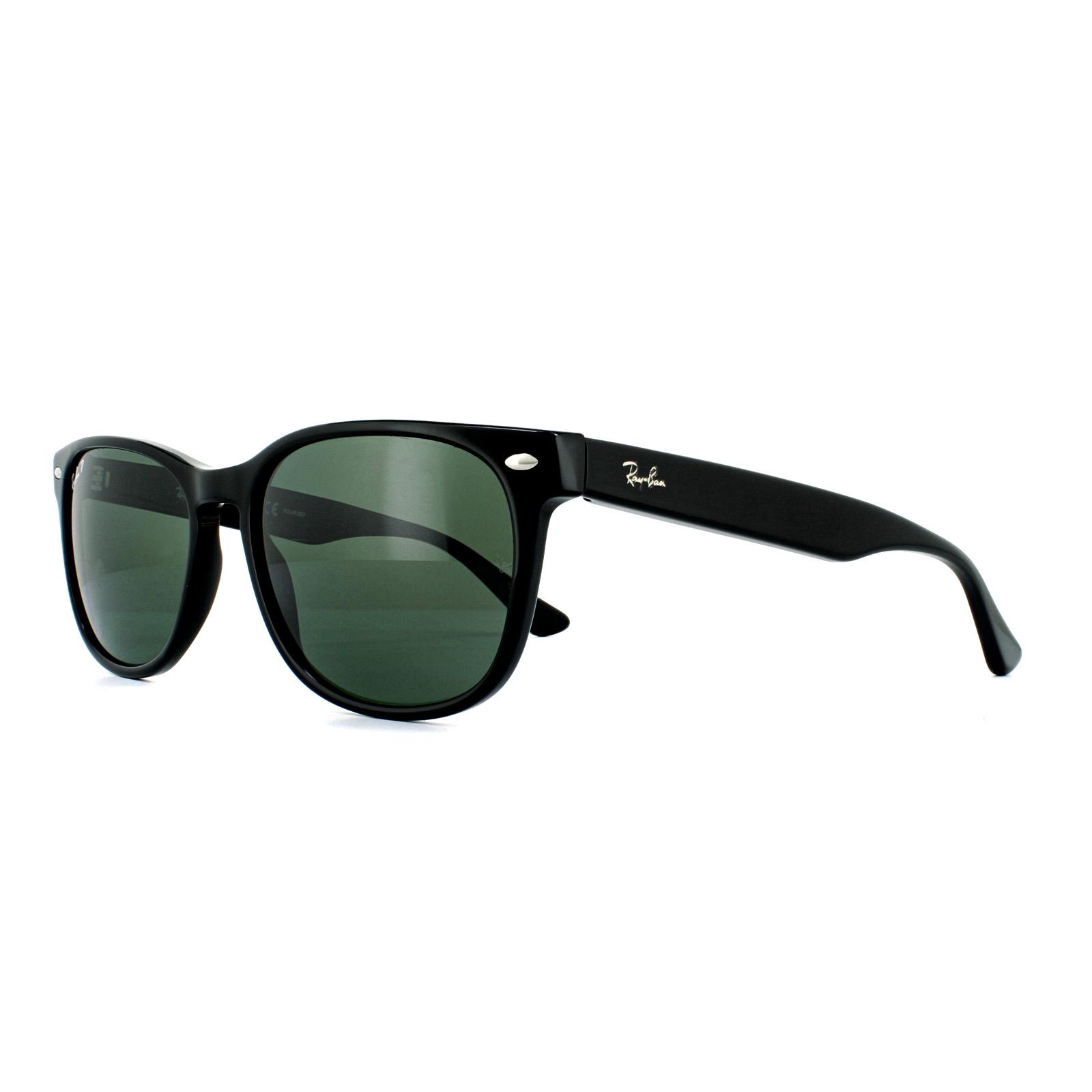 Ray-Ban Gafas de Sol RB2184 901 58 Negro Verde   eBay bd0b9361e0