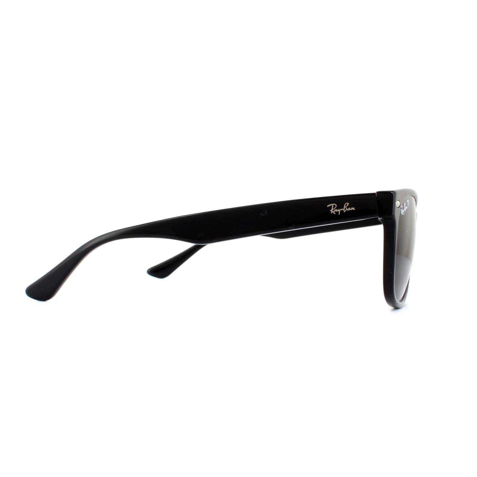 037c8c249f7 Ray-Ban Sunglasses RB2184 901 58 Black Green 8053672970944