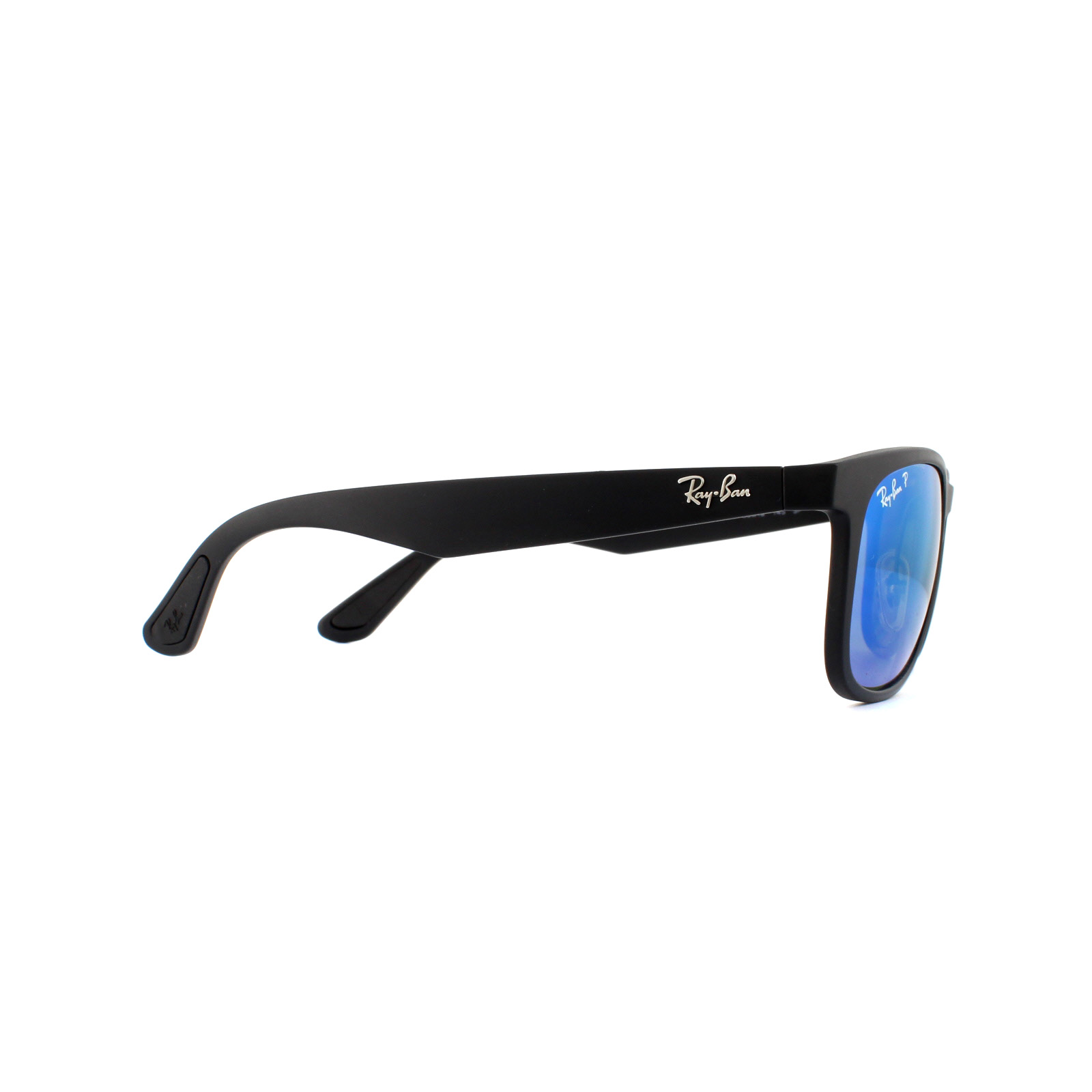 81b854f923 Sentinel Ray-Ban Sunglasses RB4263 601SA1 Matte Black Blue Mirror Polarized  Chromance. Sentinel Thumbnail 5