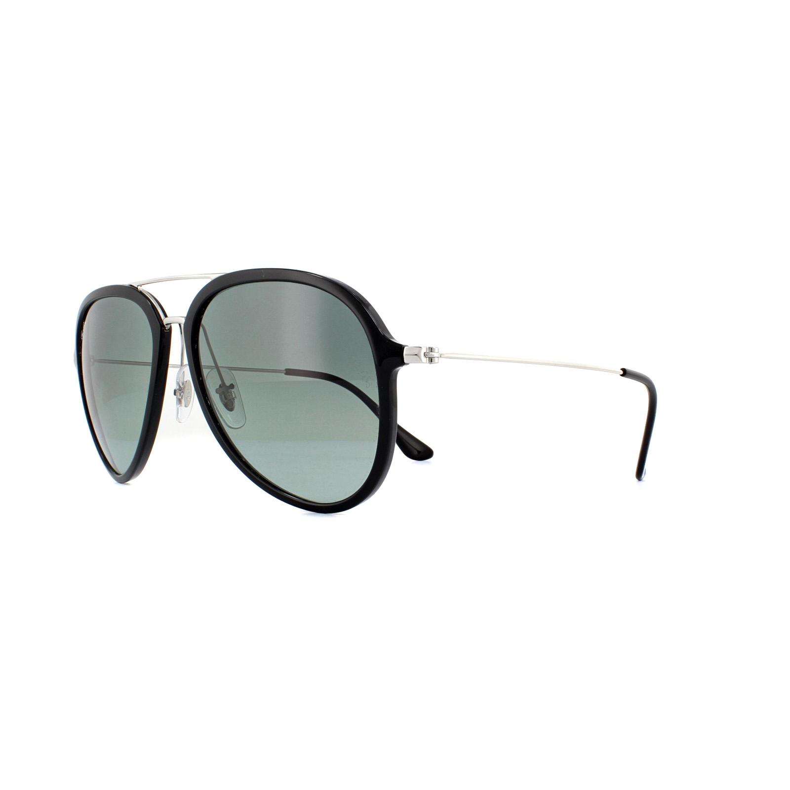 e3ff1cff3b Ray-Ban Sunglasses RB4298 601 71 Black Grey Gradient 8053672866216 ...