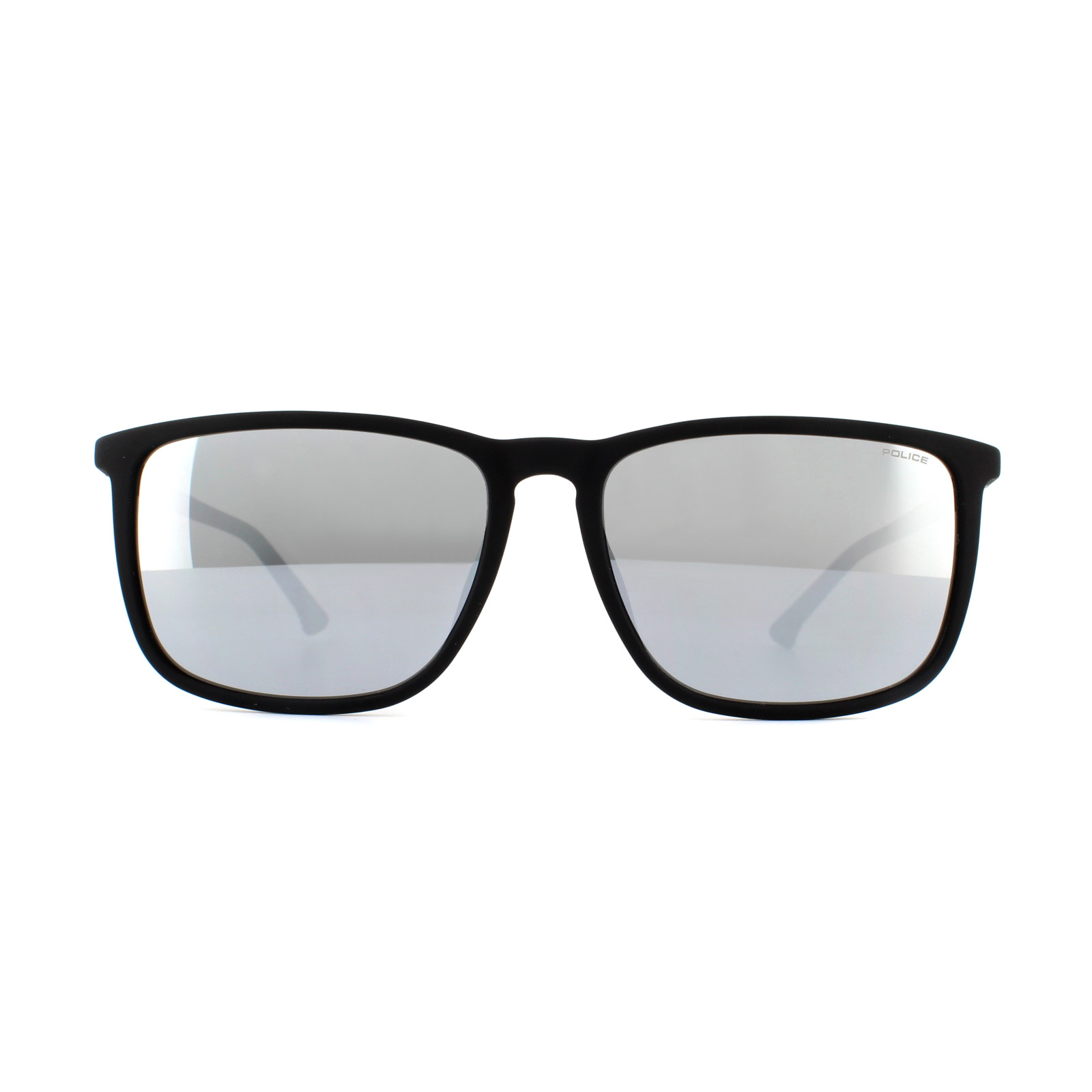 e2b9323b22f Sentinel Thumbnail 2. Sentinel Police Sunglasses SPL342M Jungle 1 6AAX  Rubberized Black Blue Silver Mirror