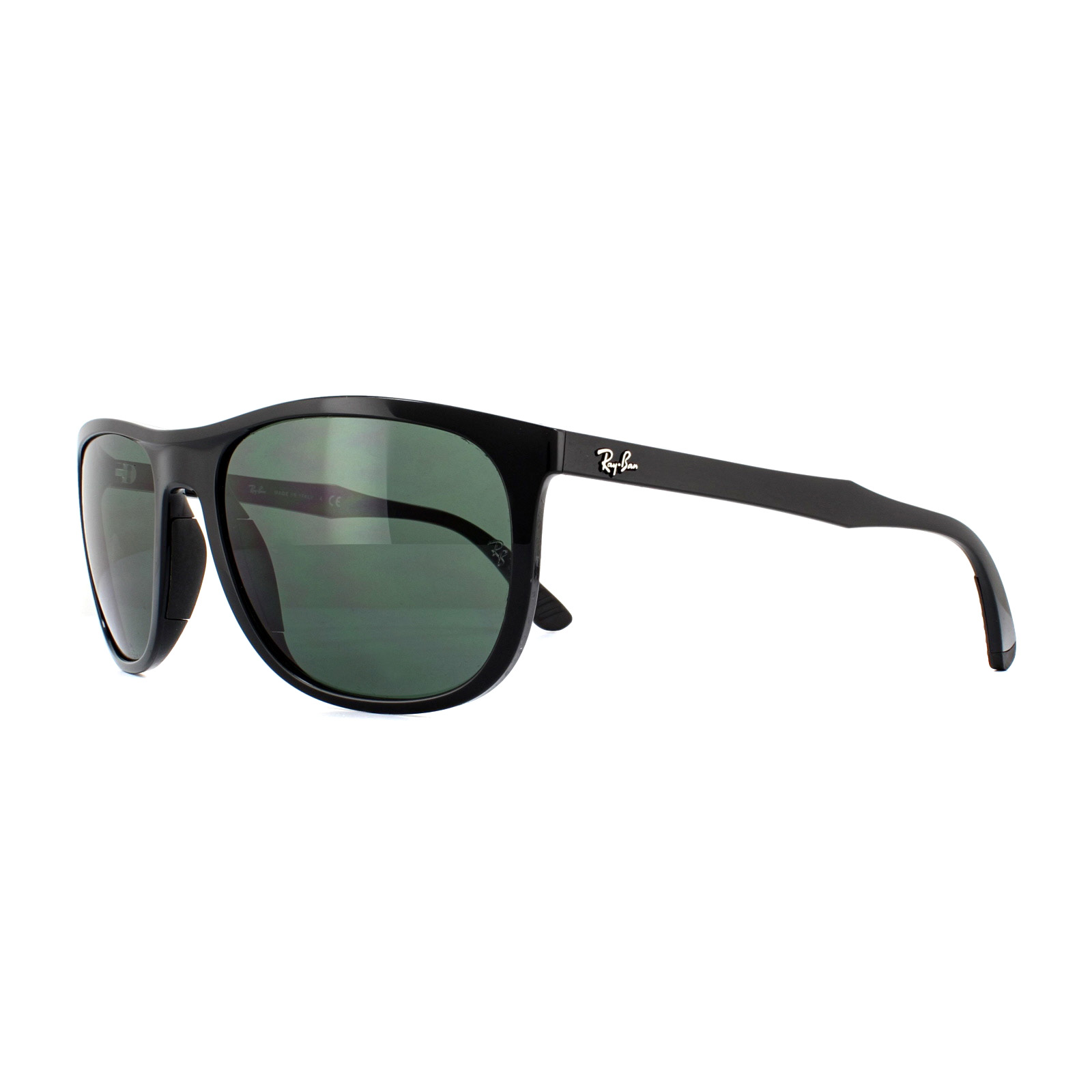 65b8249188 Ray-Ban Sunglasses RB4291 601 71 Black Green G-15 8053672828467