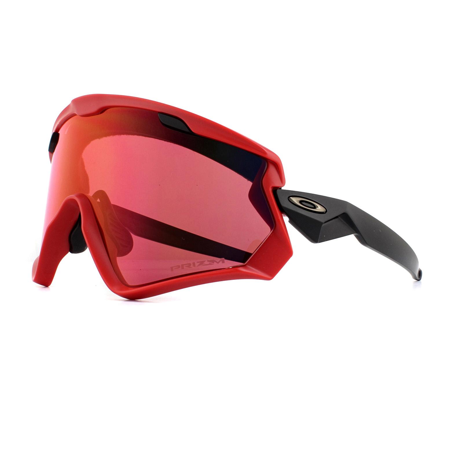 32ef80ea17cb9 Sentinel Oakley Ski Goggles Wind Jacket 2.0 OO9418-06 Viper Red Prizm Torch  Iridium