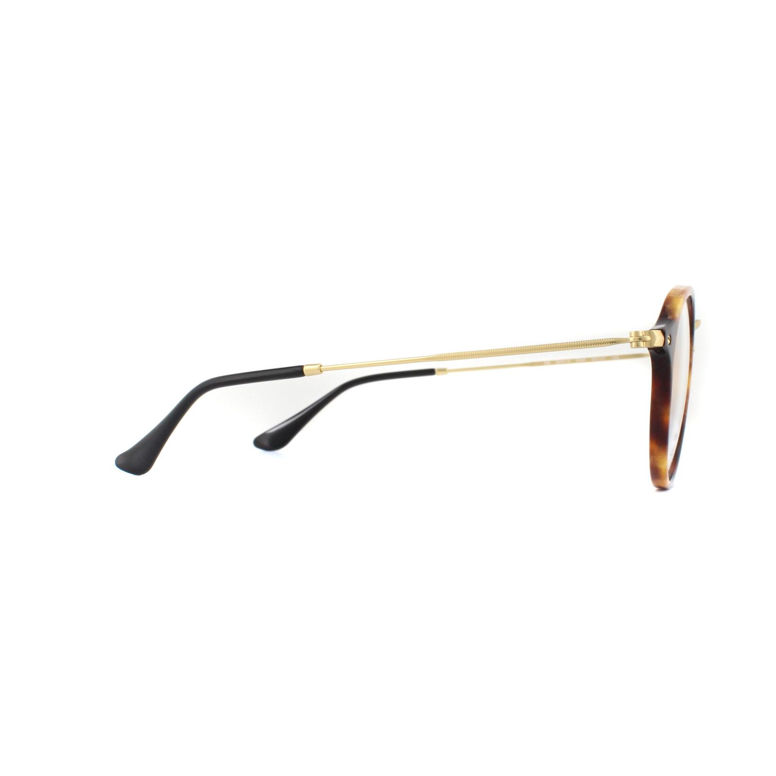 3628a50e089d4 Sentinel Ray-Ban Glasses Frames 2447V 5494 Havana Gold 49mm