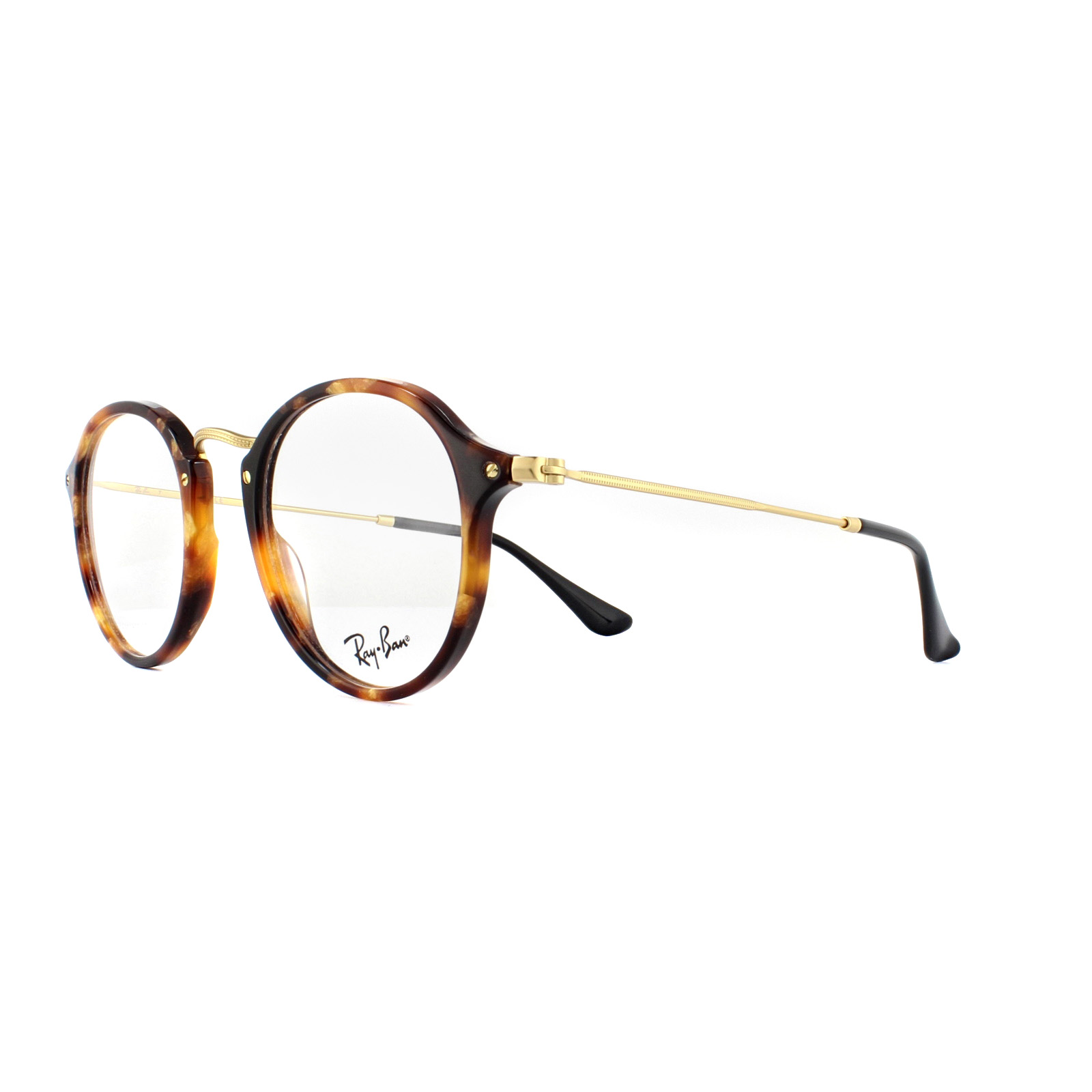 64b637544a52a Sentinel Ray-Ban Glasses Frames 2447V 5494 Havana Gold 49mm. Sentinel  Thumbnail 2