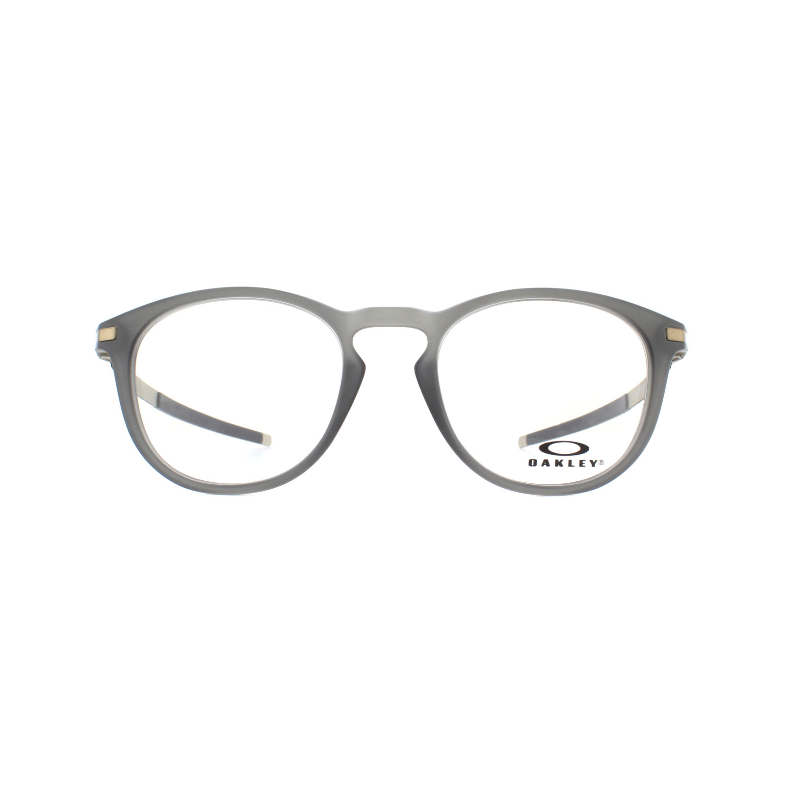 9c95b9cf3f Sentinel Oakley Glasses Frames Pitchman R OX8105-07 Matte Grey Smoke 50mm