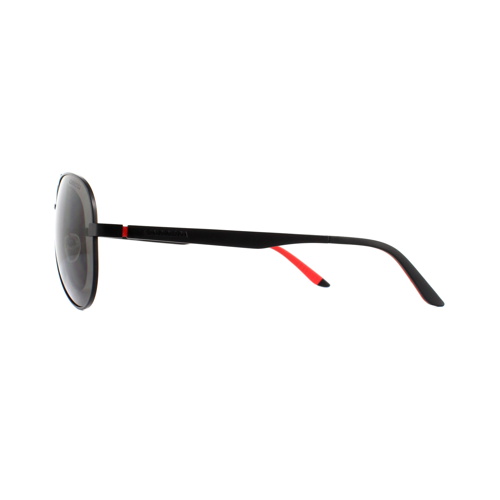5793683f1049f Sentinel Carrera Sunglasses Carrera 8010 S 003 M9 Matte Black Green  Polarized