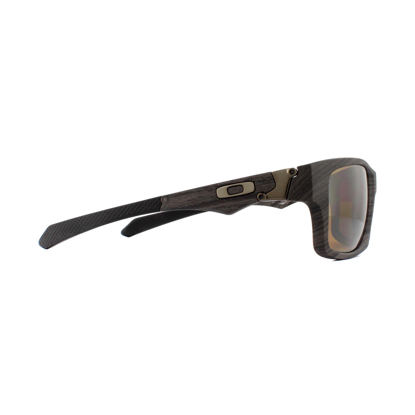 2d07aacd2b Sentinel Oakley Sunglasses Jupiter Squared OO9135-35 Woodgrain Prizm  Tungsten Polarized