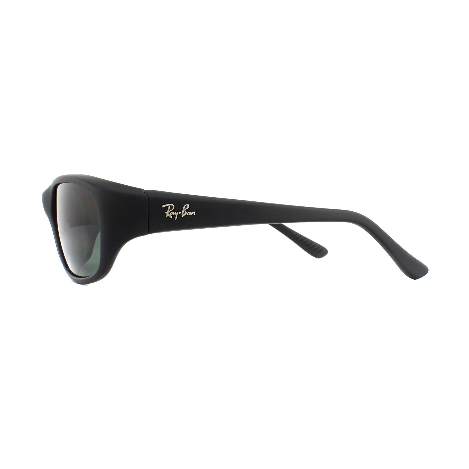 822cd82261 CENTINELA Gafas de sol Ray-Ban Daddy O II RB2016 W2578 Negro Verde G-15