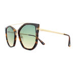 Tom Ford Dahlia 0648 Sunglasses