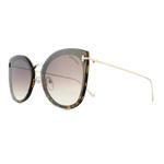 Tom Ford Charlotte 0657 Sunglasses