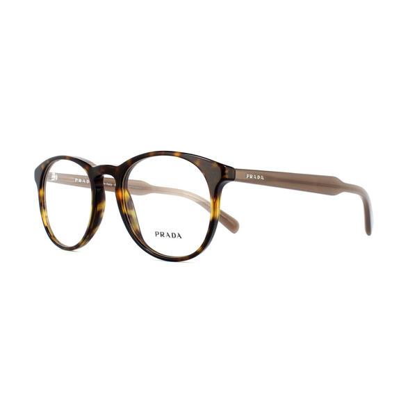 4a5379c6d812d Prada 19SV Glasses Frames. Click on image to enlarge. Thumbnail 1 Thumbnail  1