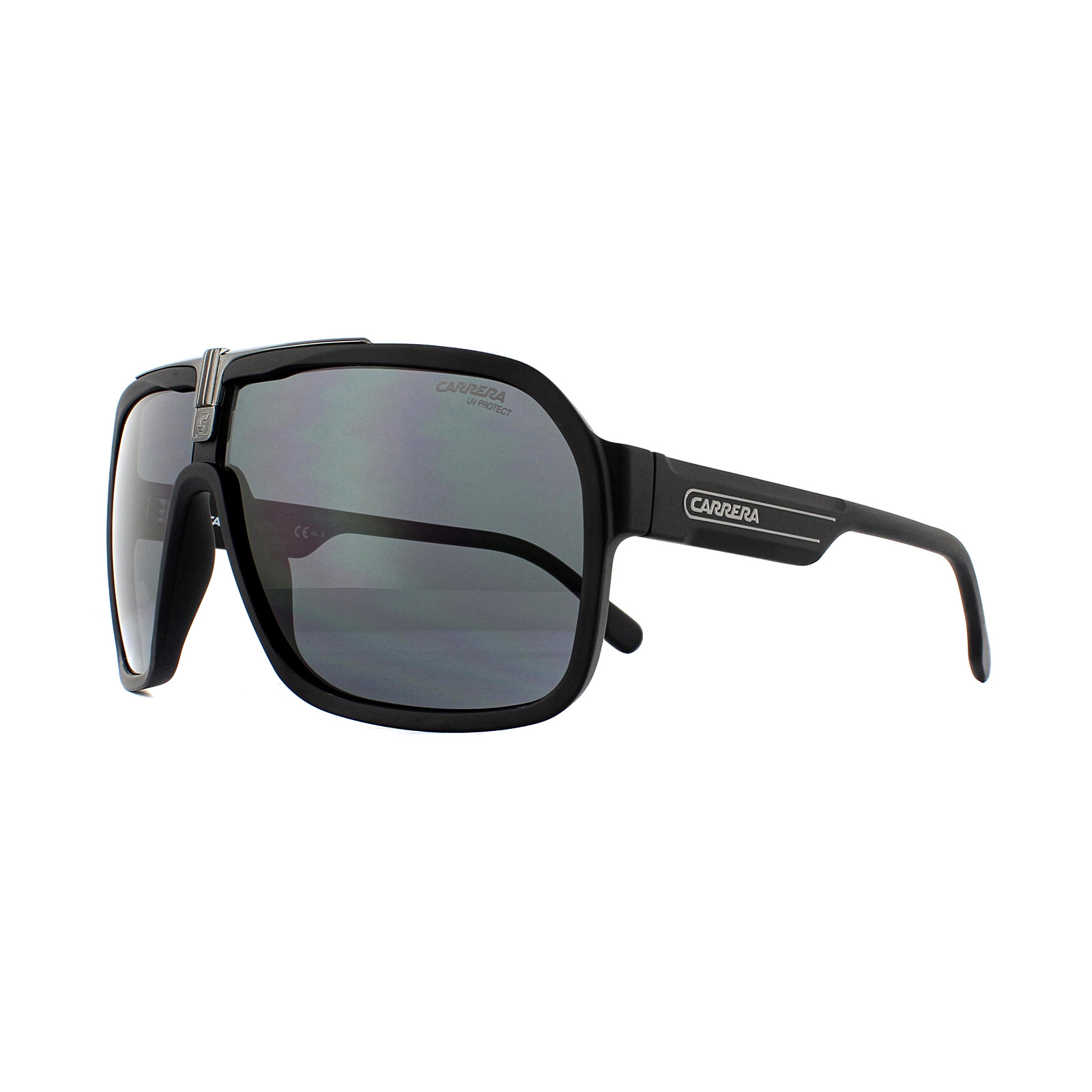 50281eaec Carrera Sunglasses 1014/S 003 2K Matte Black Grey 716736088907 | eBay