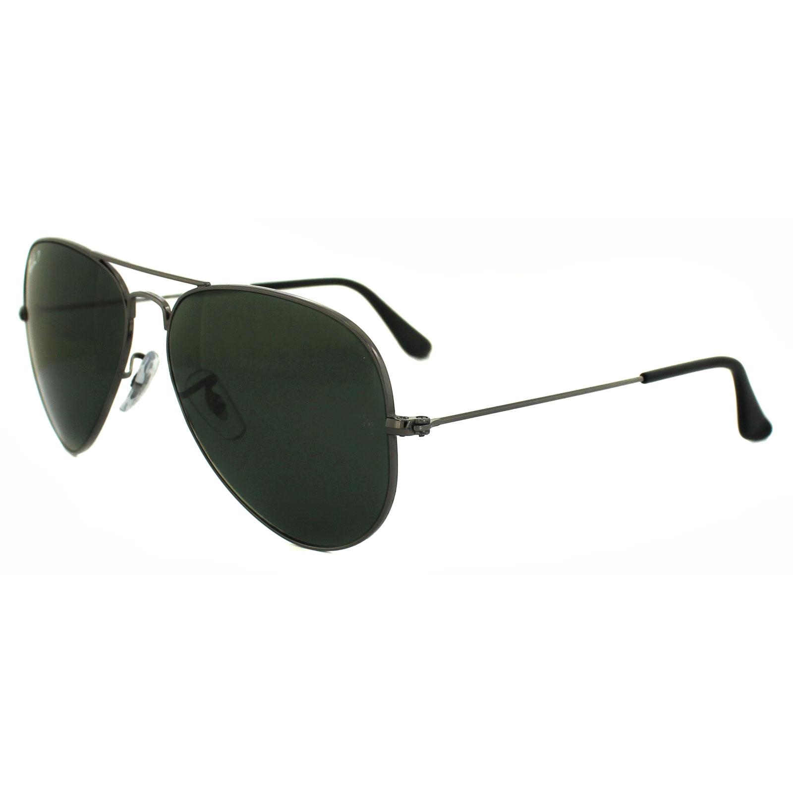 Sentinel Rayban Sunglasses Aviator 3025 004 58 Polarized 58mm 305e71570a