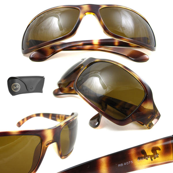 88a87eee5b Ray-Ban 4075 Sunglasses. Click on image to enlarge. Thumbnail 1 Thumbnail 1  Thumbnail 1